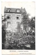 Bruxelles Orphelinat Rationaliste Goebels Bon état Animée 1909 - Brussels (City)