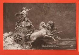 GBG-25  Paix Et Abondance  Friede Wohlstand.  Le Char De La Victoire. Chevaux. Non Circulé. - Patriottisch