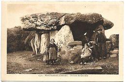 DOLMEN DE CRUCUNO - PLOUHARNEL-CARNAC - Dolmen & Menhirs