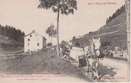 88 - ENVIRONS DE GERARDMER - TRANSPORT DE GRANIT - FACON HIPPOMOBILE - Gerardmer