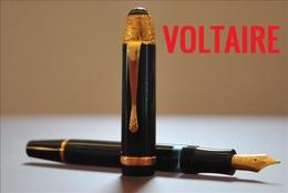 Penne Montblanc: Hemingway/Voltaire Ed. Limitate - Pens