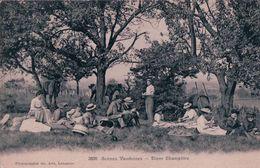 Scènes Vaudoises, Dîner Champêtre (3830) Déchirure - Agriculture