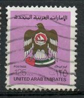 United Arab Emirates 1982 125f National Arms Issue #150 - Verenigde Arabische Emiraten