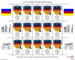 Siebenbürgen, Transsylvania, Transylvania, Erdely - Cinderella/poster Stamp Sheet - Hungary