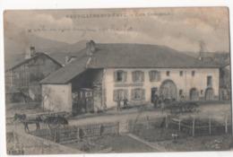 NEUVILLERS SUR FAVE -café Coinchelin - Autres Communes