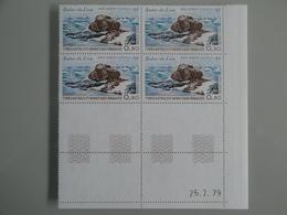 1979 TAAF SFAT Yv  PA 57 X 4   **  Rocher Du Lion Scott C 57  Michel 145 SG 144 - Poste Aérienne