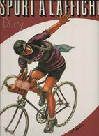 Jean Durry Le Sport à L'affiche Hoebeke 1988 - Sport