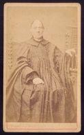 Fotografia De PADRE (?). Fotografo: PHOTOGRAPHIA De FERREIRA Porto. 1870s Portugal - Photos