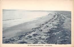 56 - ST-GILDAS-de- RHUYS - Les Sables - Sin Clasificación