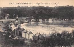 85 - ILE De NOIRMOUTIER - La Plage Des Dames à Marée Haute - Noirmoutier