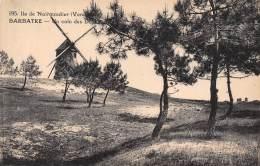 85 - Ile De NOIRMOUTIER - BARBATRE - Un Coin Des Dunes - Noirmoutier