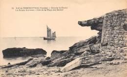 85 - Ile De NOIRMOUTIER - Bois De La Chaise - La Pointe St-Pierre - Côte De La Plage Des Dames - Noirmoutier