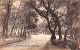 85 - NOIRMOUTIER - Carrefour De Routes Dans Le Bois De La Chaize - Noirmoutier