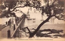 85 - NOIRMOUTIER - L'Estacade Du Bois De La Chaize - Noirmoutier