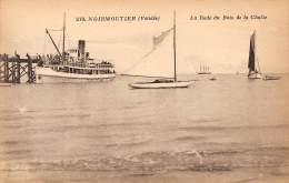 85 - NOIRMOUTIER - La Rade Du Bois De La Chaize - Noirmoutier