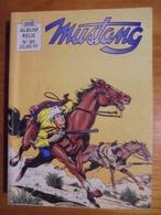 Ancien Album BD - MUSTANG Album Relié N° 89 Semic 1998 - Mustang