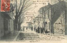 "CPA FRANCE 13 "" Chateaurenard, Avenue D'Eyragues"" - Chateaurenard"
