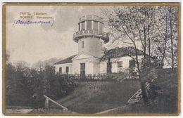Estonia Tartu Dorpat Tahetorn Sternwarte Observatory - Estonia