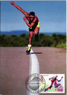 Portugal Skates Sports Extrêmes Carte Maximum 1997 Skate Extreme Sports Maxicard - Skateboard