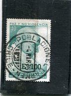 CHILE. 1970. SCOTT 386. MAHATMA GANDHI - Chile