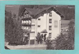 Small Postcard Of Pension Heiligkreuz,Davos, Graubünden, Switzerland.,Q89. - GR Grisons