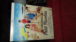 Dvd   Bluray Les Vacances Du  Petit Nicolas Vf Bonus - Crime