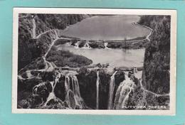 Small Postcard Of Plitvice Lakes National Park, Lika-Senj, Croatia,Q89. - Croatia