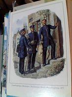 POSTA POSTINI Divisa 1871GERMANY Ansichtskarte Landbriefträger & Packmeister, SSt Speyer 500 Jahre Posta  N1990 GN21651 - Poste & Postini