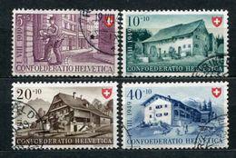 Schweiz Nr.525/8        O  Used      (1254) - Suisse