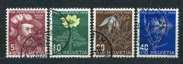 Schweiz Nr.541/4        O  Used      (1268) - Suisse