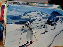 Alpini - Alpino SCI SCIATORI  VB1968 GN21658 - Manovre