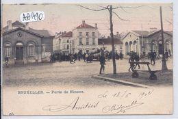 BRUXELLES- PORTE DE NINOVE - Avenues, Boulevards