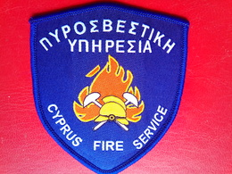 Cyprus Fire - Firemen