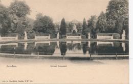 H45 - ALLEMAGNE - POTSDAM - Schloss Sanssouet - Potsdam