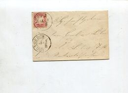 Bayern / 1878 / Schoener Bf. O Nuernberg (02966) - Bavaria