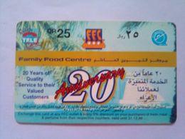 FEE 25 Riyals - Qatar