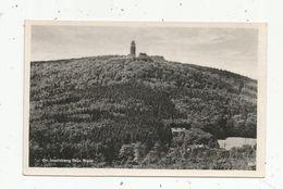 Cp , Allemagne ,  Gr. INSELSBERG / THÜR. Wald ,  Vierge ,  Ed. Neubert - Schmalkalden