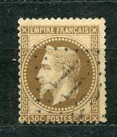 Frankreich Nr.29           O  Used       (1031) - 1863-1870 Napoléon III. Laure