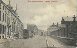 MARCHIENNE-AU-PONT : Rue De Beaumont - Animation Tramway - Charleroi