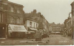 FOLKESTONE : Harbour Street - Cachet De La Poste 1915 - Folkestone