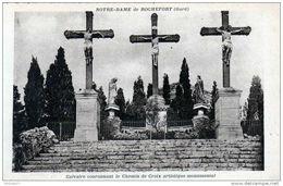 30 Rochefort-du-Gard / Calvaire. Non Circulé. - Rochefort-du-Gard