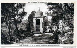 30 Rochefort-du-Gard / Calvaire - La 10e Station. Non Circulé. - Rochefort-du-Gard