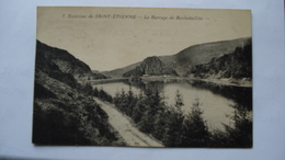 ROCHETAILLEE-LE BARRAGE - Rochetaillee
