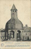 Philippeville  -   Le Puits De L'Arsenal Démoli En Octobre 1911  -   1943 Naar  Bruges - Philippeville