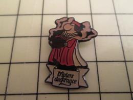 Pin812d Pin's Pins / Beau Et Rare / ALIMENTATION : TRIPIERS DE FRANCE MAITRE GOUSTIER CONFRERIE - Alimentation