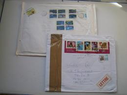 2 L Grand Format = 1 L Avec B F N°35 (2001) + N° 3506...1L Carnet Vacances (2007) Adhésifs N° 118à127....... à Voir..... - 1961-....