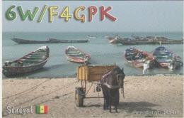 Qsl Senegal - La Somone - Radio Amateur