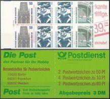 DEUTSCHLAND 1993 Mi-Nr. MH 29 A Markenheft/booklet ** MNH - Carnets