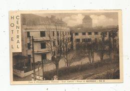 Cp , HOTEL CENTRAL ,  64 ,  SALIES DE BEARN ,  Jouvence De La Femme ,  Paradis Des Enfants ,  Vierge , Phot. Constant - Hotels & Restaurants