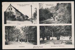 AK/CP Bischofrode   Eisleben    Gel./circ.  1906   Erhaltung/Cond.  2  Nr. 00234 - Eisleben
